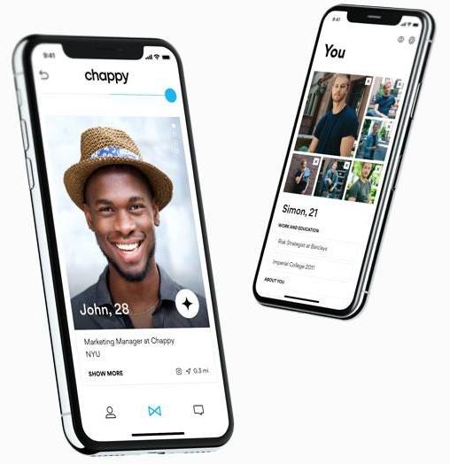 Chappy screenshots