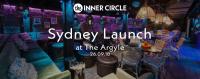The Inner Circle Sydney Launch