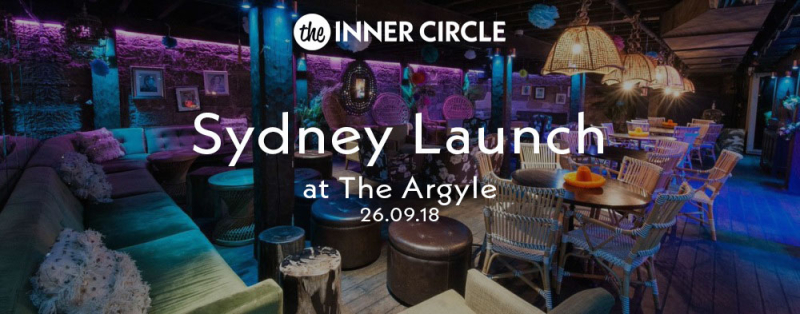 The Inner Circle Sydney Launch