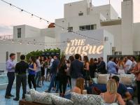 The league vancouver launch party
