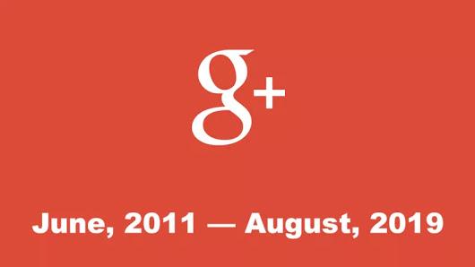 GooglePlusRIP