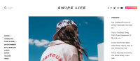 Tinder swipe life partial screenshot