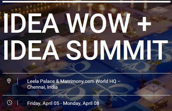 Idea summit