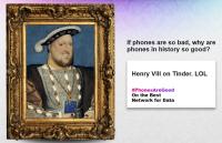 HenryVIII Tinder ad