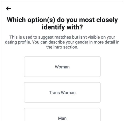Facebook dating gender options1
