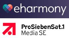 Eharmony prosiebensat1 logos
