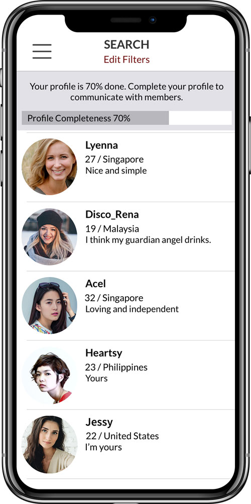 Online dating app malaysia