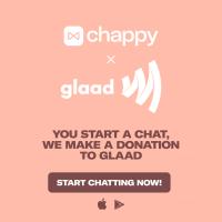 Chappy glaad