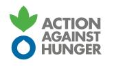 Actionagainsthunger logo