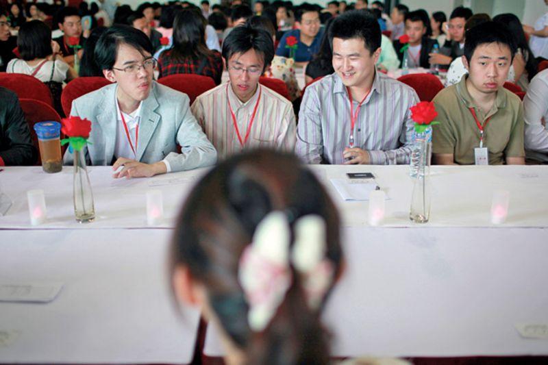 Shanghai matchmaking event1