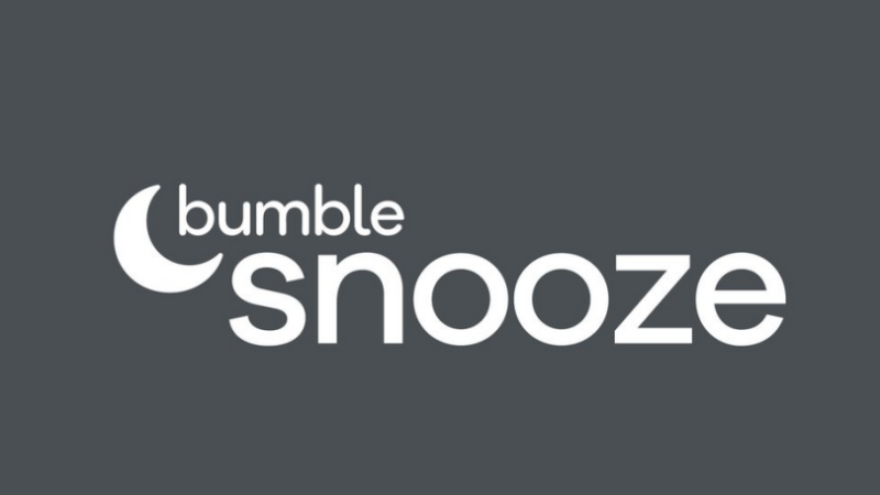 Bumble snooze