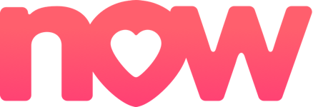 Now dating app logo