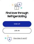 Refridgerdating