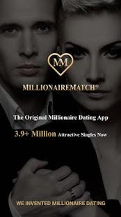 Millionairematch app screenshot
