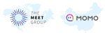 Themeetgroup momo logos