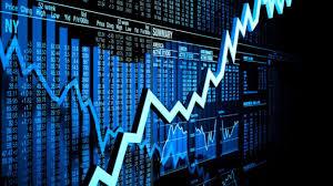 Stock price climbing