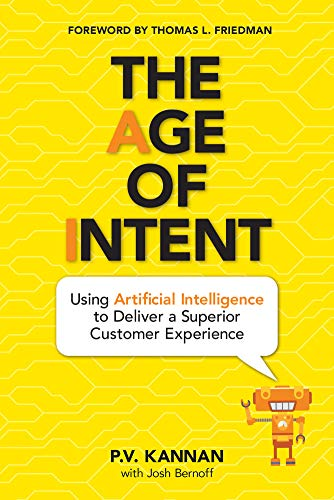 The age of intent cover