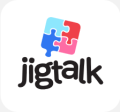 Jigtalk icon 2019