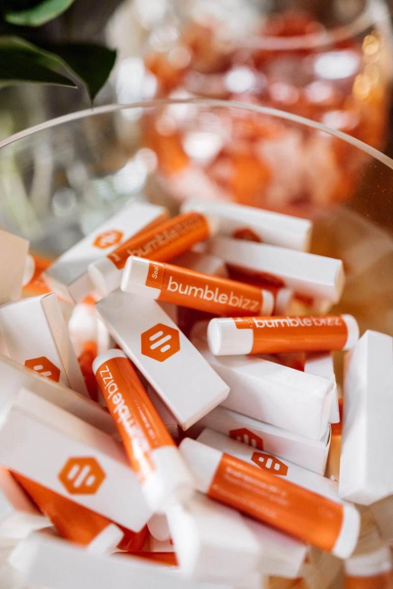 Bumblebizz lipsticks
