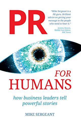 Pr for humans