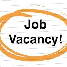 Job post Aug 19