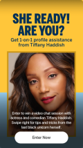 Bumble Tiffany Haddish