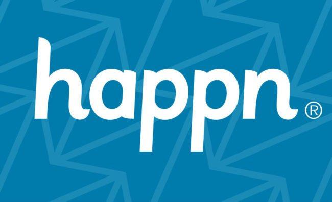 Happn logo 2018