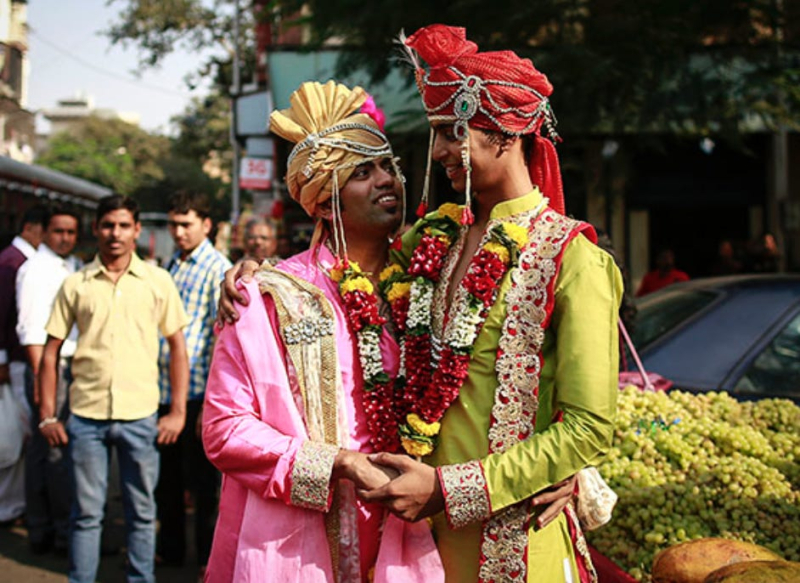 Gay marriage india