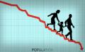 Declining population