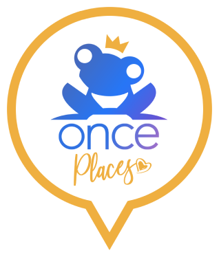 Once places logo