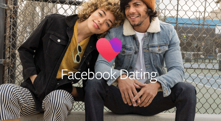 Facebook dating banner