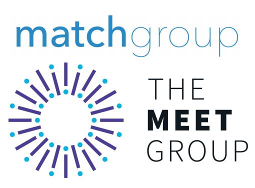 Match group tmg logos