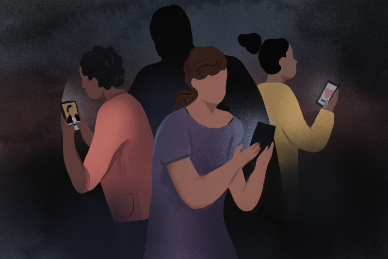 Sex offenders on dating apps