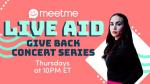 Meetme live aid