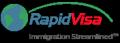 Rapidvisa logo