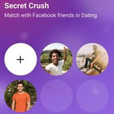 Facebook dating secret crush