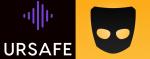 Grindr ursafe logos