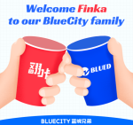 Blued finka union