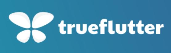 Trueflutter logo