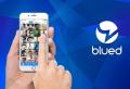 Blued fb page