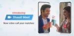 Shaadi video calling