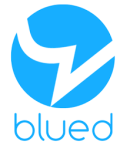 Blued icon