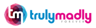Trulymadly logo 2020
