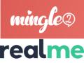 Mingle2 realme logos