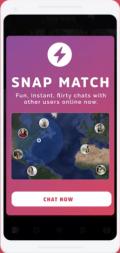 Down snap match