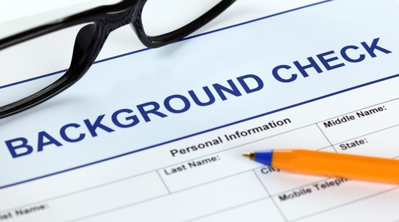 Background check pic