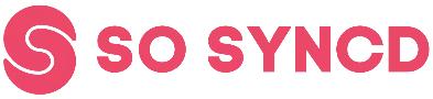 So Syncd logo