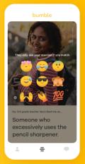 Bumble emoji