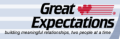 Great expectations logo historical