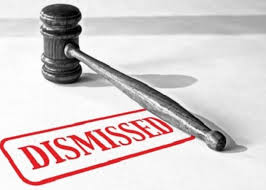 Lawsuit dismissed nov 14